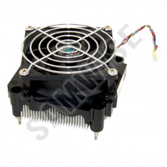 Cooler procesor COOLER MASTER, Socket LGA775, Conector 4 pini, Prindere cu suruburi - Cooler PC