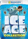 5 DVD-uri Colectia ICE AGE (5 filme incluse) NOI!, Romana, cartoon