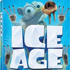 5 DVD-uri Colectia ICE AGE (5 filme incluse) NOI! - Film Colectie cartoon, Romana