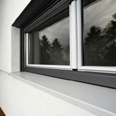 Pervaze exterioare pentru ferestre - Fereastra