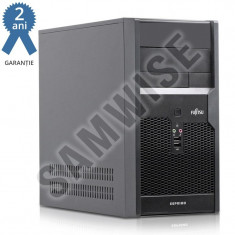 Calculator Incomplet Fujitsu Esprimo P2550 MT, 775, 2x DDR2, sursa 300w, cooler procesor inclus - Sisteme desktop fara monitor