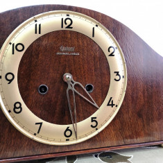 Ceas de semineu Garant Deutsche Patent