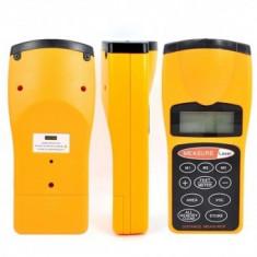 Ruleta laser cu ultrasunete si pointer laser CP-3007