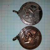 Medalii sport Campionatul Popular de Natatie, inot, 1949, atribuite