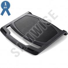 Stand/Cooler Laptop, Notebook DeepCool N400, pentru 15.6, Negru