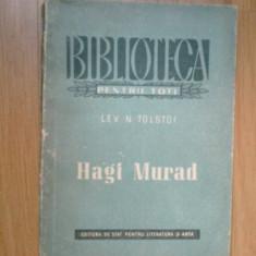 e1 Lev N.  Tolstoi  - Hagi Murad