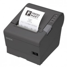 Imprimante termice Epson TM-T88V negre interfata USB si serial - Imprimanta termice