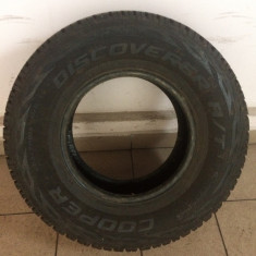 Anvelope Coopert Discoverer A/T3 265/75 R15 - Anvelope offroad 4x4, Latime: 165