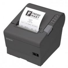 Imprimante termice Epson TM-T88V negre interfata USB si retea - Imprimanta termice