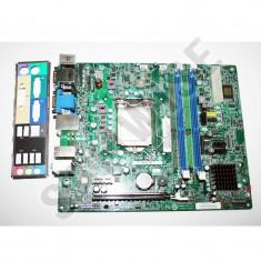 Placa de baza Acer H61H2-AD, LGA1155, Intel H61, Gen. III Ready, 2x DDR3, 3x SATA2, PCI-Express 16x, DVI