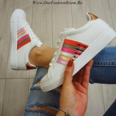 Adidasi SuperStar Colour #409A - Adidasi dama