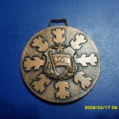 Medalion Dinamoviada de iarna 1979