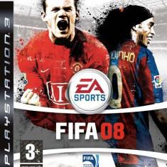 FIFA 08 - PS3 [Second hand] - Jocuri PS3, Sporturi, 16+, Multiplayer