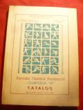 Catalog 1979 - Expozitia Filatelica Preolimpica - Olimpiada '80