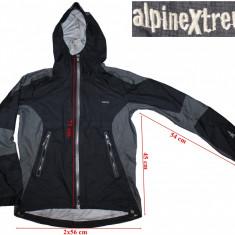 Jacheta ploaie Salewa AlpineXtrem, Power-Tex, barbati, marimea 50(M) - Imbracaminte outdoor Salewa, Marime: M, Jachete