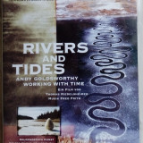 DVD: RIVERS AND TIDES - ANDY GOLDSWORTHY WORKING WITH TIME (MUZICA FRED FRITH), Franceza