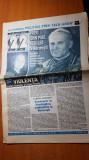 """ziarul """" 22 """" 4-10 mai 1990-papa ioan paulal 2-lea la bucuresti"""