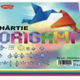 Hartie Origami top 100 coli 80gr/mp 10 culori