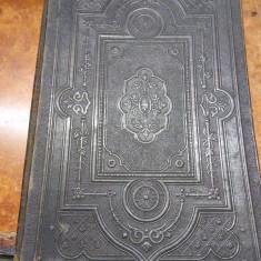 Biblie veche in limba magheara anul 1871