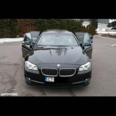 Bmw seria 5, An Fabricatie: 2011, Motorina/Diesel, 168725 km, 3000 cmc