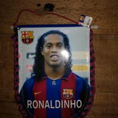 FANION RONALDINHO - FC BARCELONA