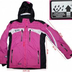 Geaca schi Iguana, Aqua-Trail 5000mm, ventilatii, dama, marimea 38(M) - Echipament ski, Geci, Femei