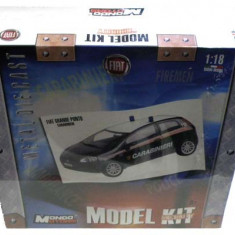 Mondo Motors Kit constructie macheta auto Alfa Romeo 159 Carabinieri 1:18 - Automodelism