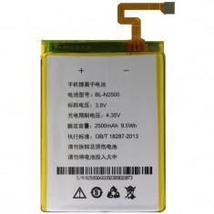 Baterie Allview X1 Xtreme, acumulator original Lithium-Polymer 2500 mAh, Li-ion, 2400mAh/8, 9Wh