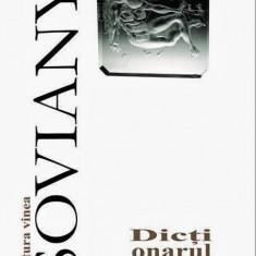 Octavian Soviany, Dictionarul de rime - Carte poezie