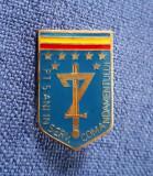 Insigna militara - Pentru 5 ani in serviciul Comandamentului