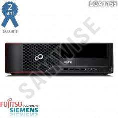 Calculator Incomplet Fujitsu E900 DT, LGA1155, Chipset Intel Q67, DDR3, SATA3, Suporta Procesoare Intel Gen II - Sisteme desktop fara monitor
