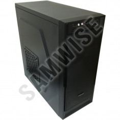Carcasa Gaming Segotep AND II Black, Middle Tower