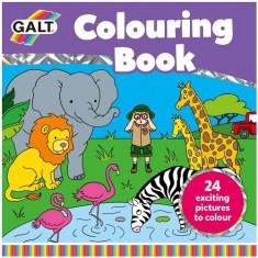 Carte de Colorat Lumea Animalelor