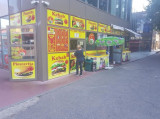 Langoserie plus fast food in zona centrala