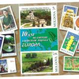 Moldova 2003 - Europa, colita neuzata