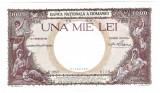 Bancnota 1000 lei 1936 XF/a.UNC