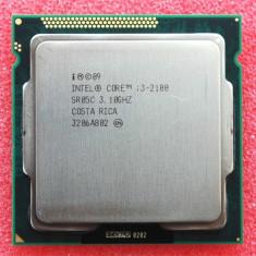 Procesor Intel Sandy Bridge, Core i3 2100 3.10GHz - Procesor PC Intel, Intel Core i3, Numar nuclee: 4, Peste 3.0 GHz, Socket: 1155