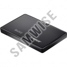 Rack extern Orico 2588US3-V1, 2.5 inch, SATA, USB 3.0, Black - Rack HDD