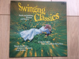 Swinging classics chor orchester harry pleva 22 hit disc vinyl lp muzica clasica, VINIL, Intercord