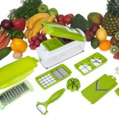 Tocator si feliator legume si fructe - Nicer Dicer Plus