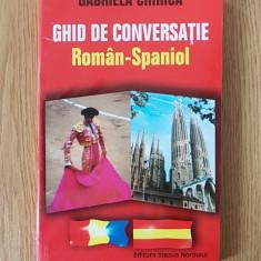 GHID DE CONVERSATIE ROMAN SPANIOL- CHIRICA