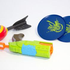 Set pistol bomba palete Nerf + un cadou - Pistol de jucarie