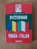 DICTIONAR ROMAN ITALIAN, LAZARESCU