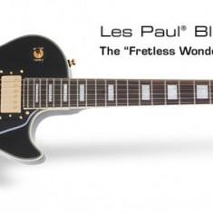 Chitara electrica Epiphone Les Paul Black Beauty 3
