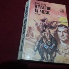 KARL MAY - WINNETOU IN MEXIC - Carte de aventura