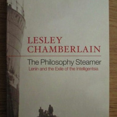 L. Chamberlain - The Philosophy Steamer Lenin and the Exile of the Inteligentsia