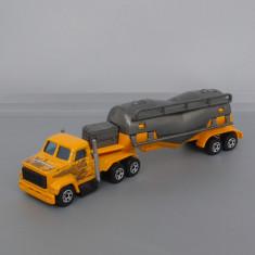 Camion Cisterna Extractor, Majorette - Macheta auto Majorette, 1:100