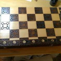 Sah 54 X 54 cm - Jocuri Logica si inteligenta, Unisex
