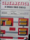 Cibernetica Si Revolutia Tehnico-stiintifica - Manea Manescu, Mihail Florescu, Eugeniu Niculescu-,411576