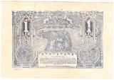 Bancnota 1 leu 1915 XF